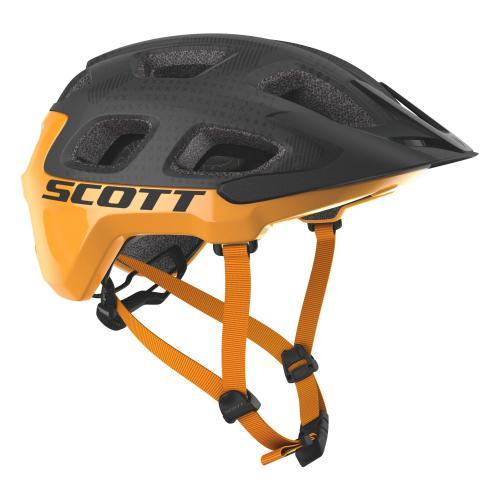 Scott Vivo Plus Dark Grey/Fire Orange