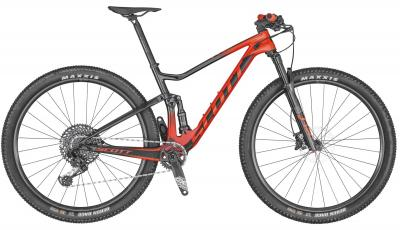 Scott Spark RC 900 Team red